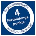 Siegel_Fortbildungspunkte-4P